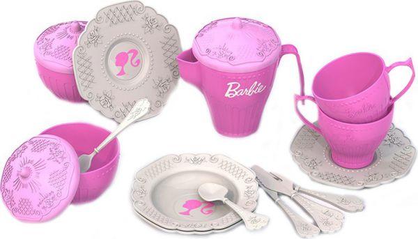 Посуда для барби фото